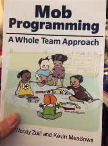 Mob Programming Book Cover Photo